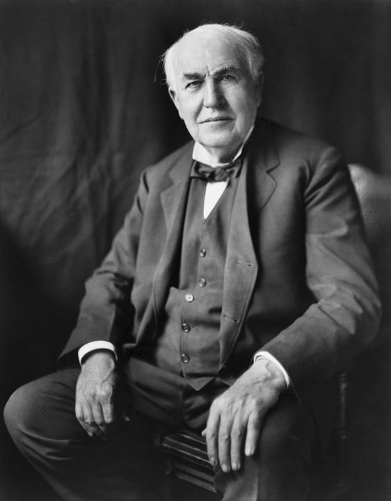 Thomas Alva Edison Penemu, Thomas Alva Edison ADHD, Thomas Alva Edison